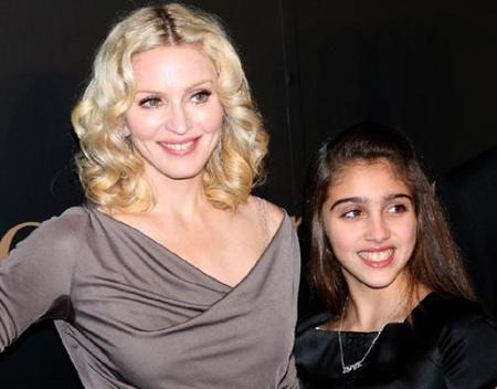 Madonna ficha a su hija Lourdes como actriz en su nueva película