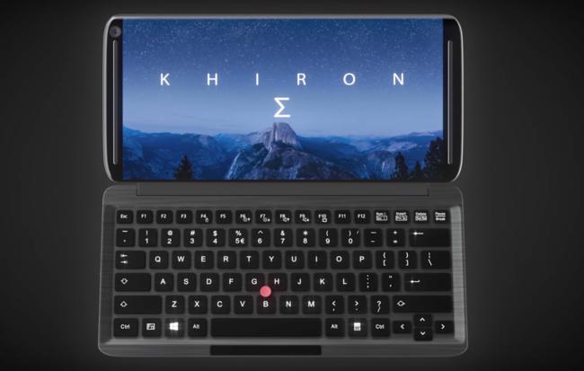 El Khiron-Sigma KS-Pro es un terminal que quiere unir a Qualcomm y Windows 10 vía crowfunding