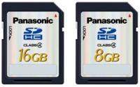 Memorias SDHC especiales para grabación en HD