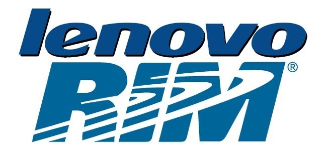 ¿Lenovo interesada en comprar RIM?