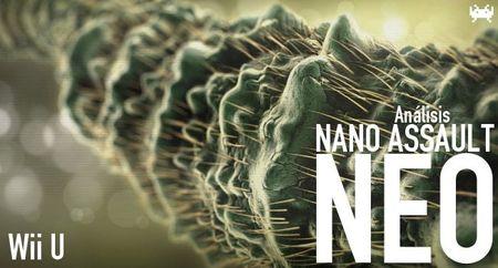 'Nano Assault NEO' para Wii U: análisis