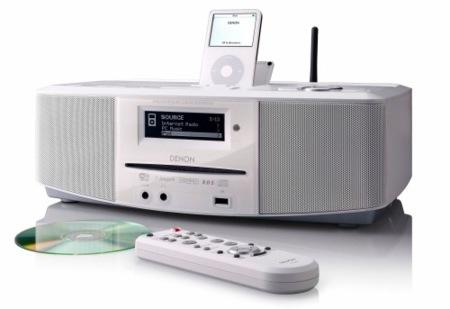 Denon S52, equipo de sonido para todo