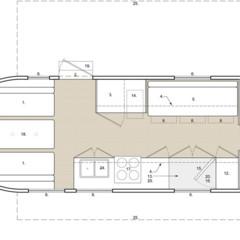 Foto 14 de 14 de la galería casas-poco-convencionales-una-caravana-con-mucho-estilo en Decoesfera