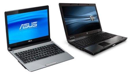 Tendencias tecnológicas empresariales 2010: los portátiles