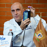 Diagnosticar enfermedades con la ayuda de un teléfono móvil es posible con este desarrollo de la UNAM