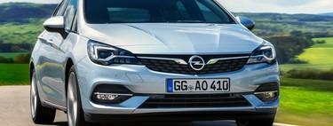 El facelift del Opel Astra 2020 lo deja con una caja CVT y sólo tres cilindros
