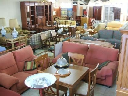 Exponer y vender tus muebles usados