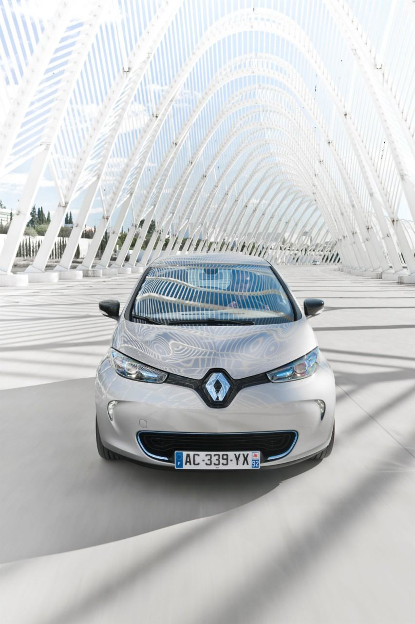 Foto de Renault ZOE (34/151)