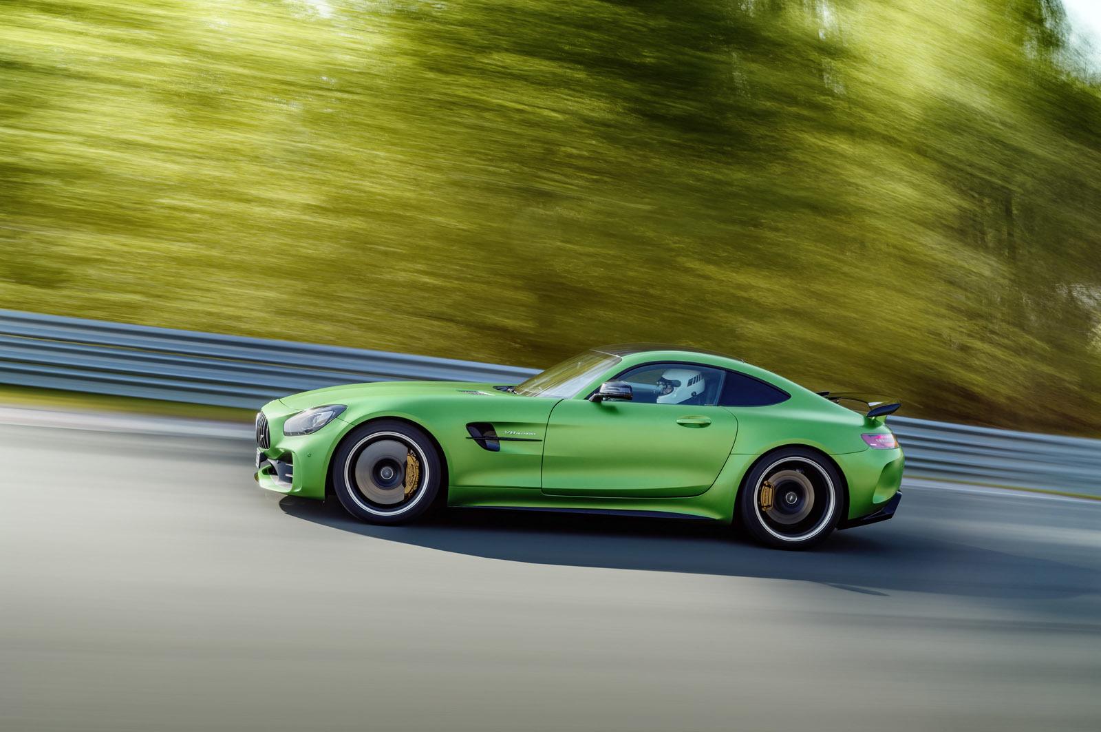 Foto de Mercedes-AMG GT R (28/30)