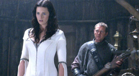 'Legend of The Seeker', renovada