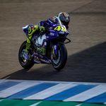 """Valentino Rossi: """"Es preocupante que hasta Álvaro Bautista sea más rápido que nosotros"""""""