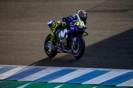 Valentino Rossi Test Jerez 3