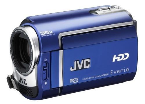 Foto de JVC videocámaras CES 2008 (2/2)