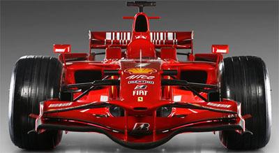 Regalo de Reyes. El Ferrari F2008 desvelado