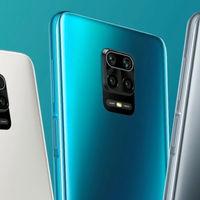 Xiaomi Redmi Note 9S: batería de récord propio y cuatro cámaras para competir en la gama media