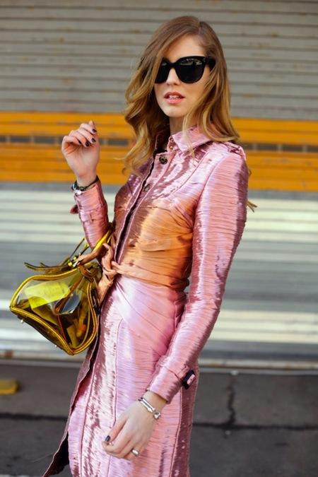 Tendencias Primavera-Verano 2013: metaliza tu armario, ¿serás la mujer de hierro?