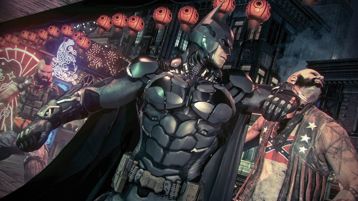Foto de Batman: Arkham Knight (7/12)