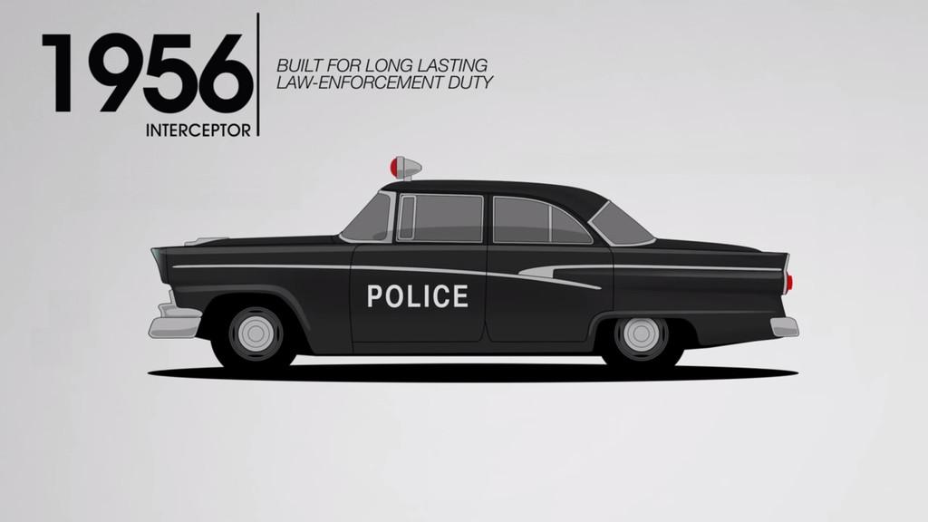 Ford Interceptor 1956