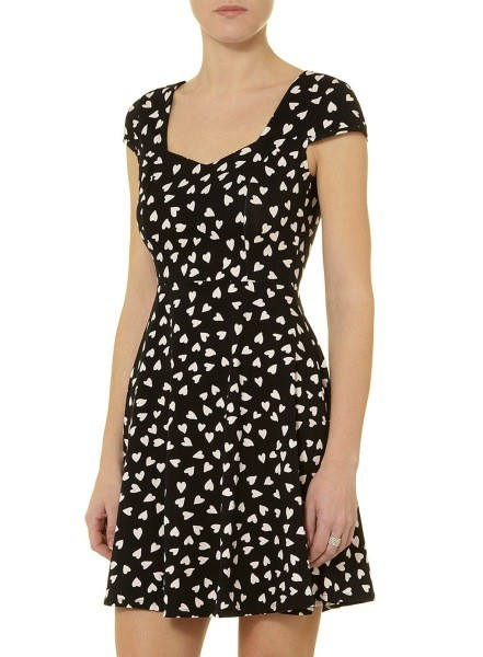 Los vestidos más primaverales son de Dorothy Perkins
