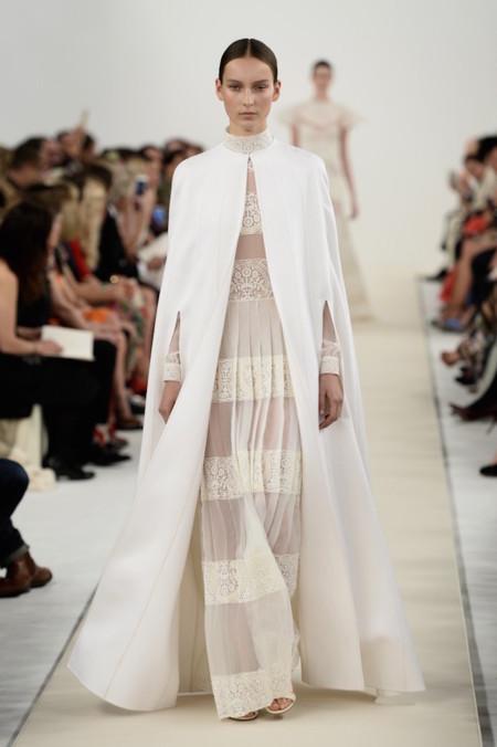 Valentino Alta Costura Nueva York 2014 vestido
