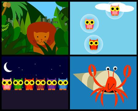 """""""El Buho Boo"""", una página maravillosa para los más pequeños"""