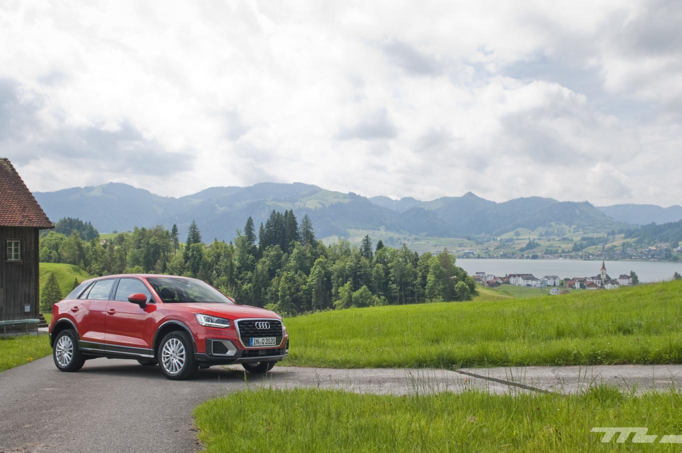 419180ac6 Audi Q2: al volante de este capaz y pequeño SUV premium