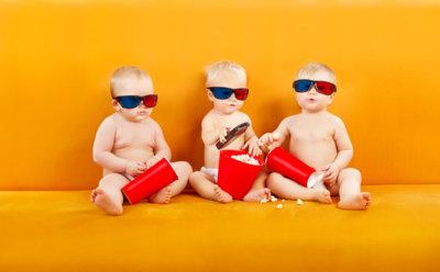 Sesión Teta: al cine con tu bebé