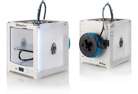 Ultimaker 2 mejora en casi todo y crea comunidad para compartir creaciones 3D para imprimir