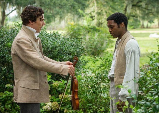Benedict Cumberbatch y Chiwetel Ejiofor