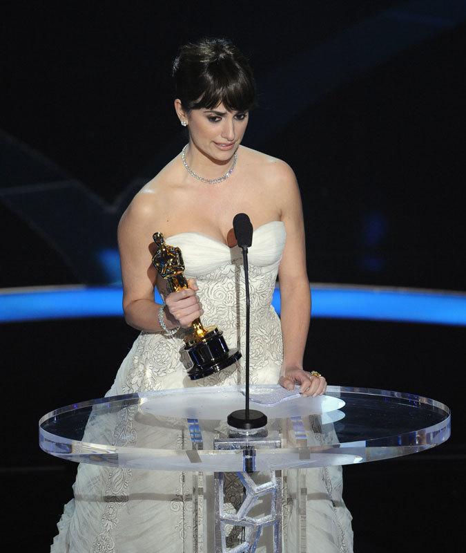 Foto de Penélope Cruz gana el Oscar (7/8)
