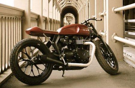 Concept Bike Triumph Speed-Twin