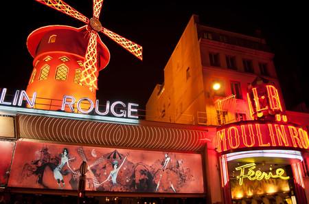 Moulin Rouge París San Valentín