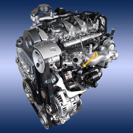 Chevrolet Captiva - Motor 2.0 VCDi