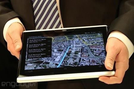 Audi Smart Display: llega la tablet de Audi