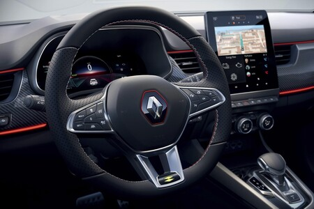 Renault Arkana 2021 Volante