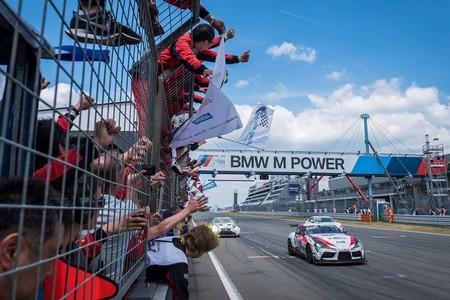 Toyota Gr Supra 24 Horas Nurburgring 5