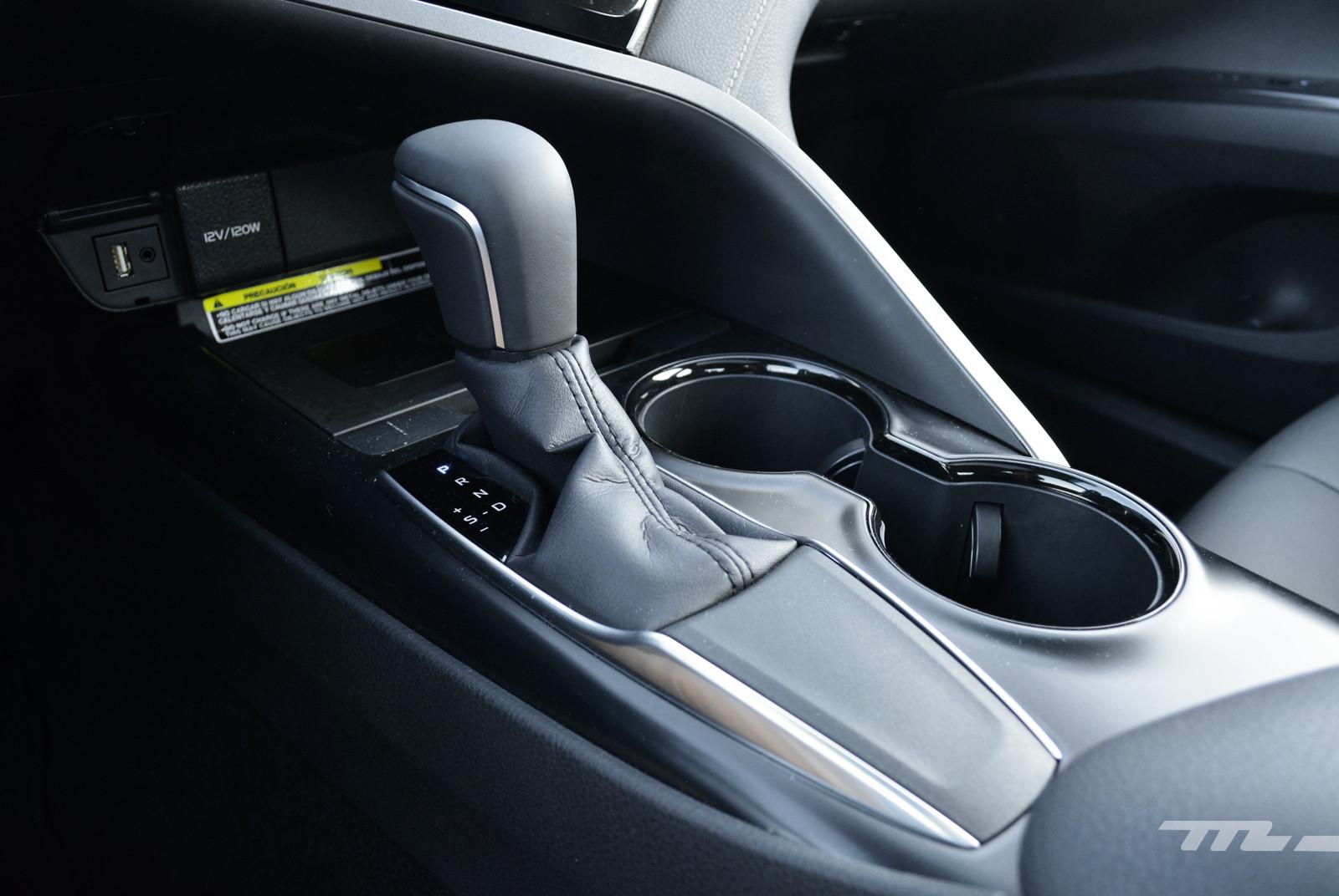 Foto de Toyota Camry (prueba) (13/16)