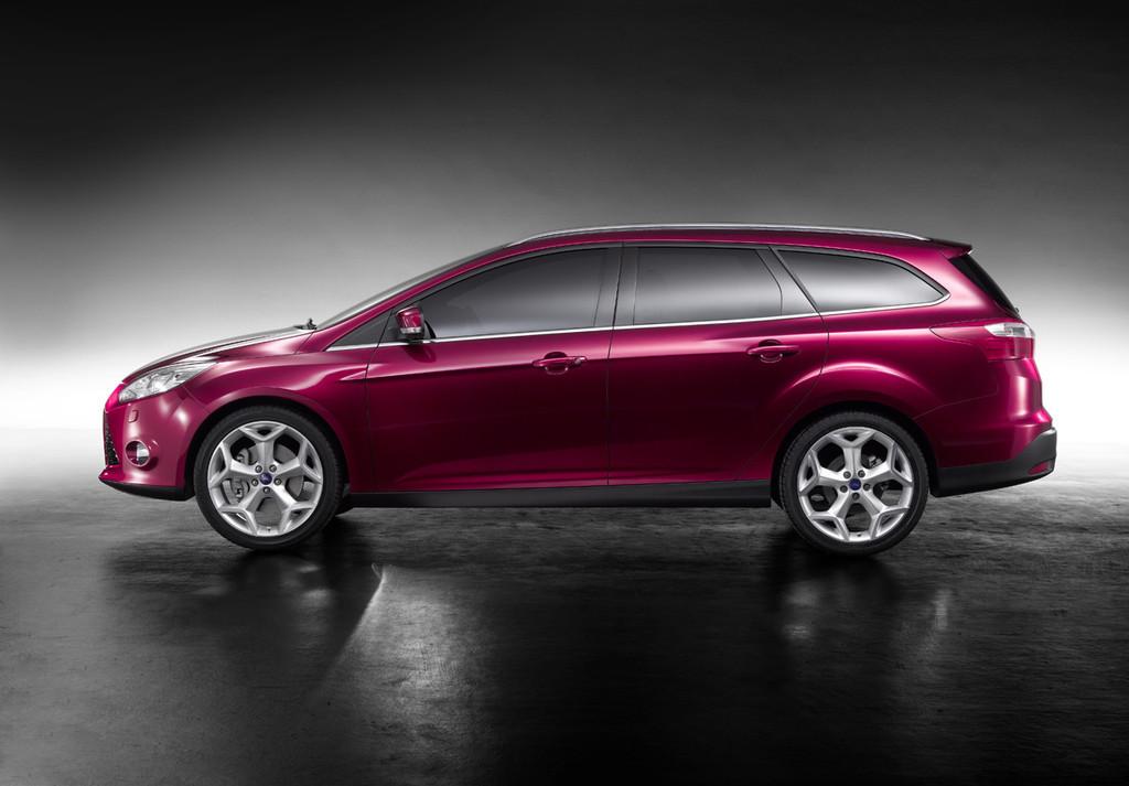 Foto de Ford Focus Wagon 2012 (3/7)
