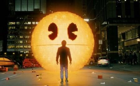 'Pixels', nuevo tráiler del ataque de los videojuegos a la Tierra