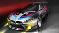 Adelanto del BMW M6 GT3, que llegará en 2016