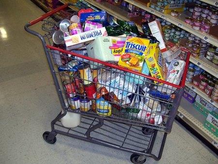 Si quieres adelgazar, no hagas la compra con el estómago vacío