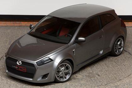 Lada C Concept, sorpresa rusa en Ginebra