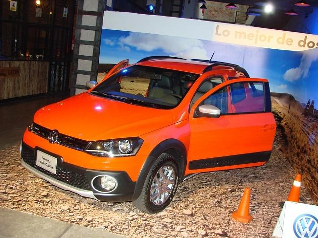 Foto de Volkswagen Saveiro Doble Cabina (1/10)