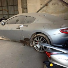 Foto 18 de 19 de la galería 144-coches-de-lujo-acumulan-polvo-en-vietnam en Motorpasión