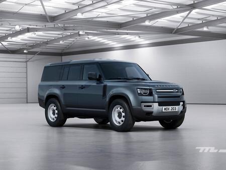 Land Rover Defender 130 Hard Top