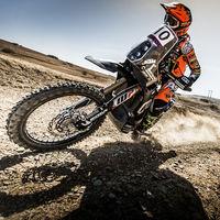 Laia Sanz sigue haciendo historia en el Rally de Marruecos con un tercer puesto