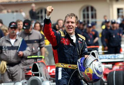 Exitoso estreno del STR3 y Vettel en Mónaco