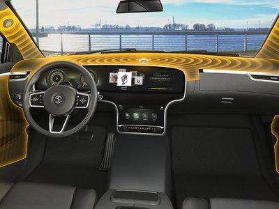 Revolución auditiva, el coche se convierte en altavoz