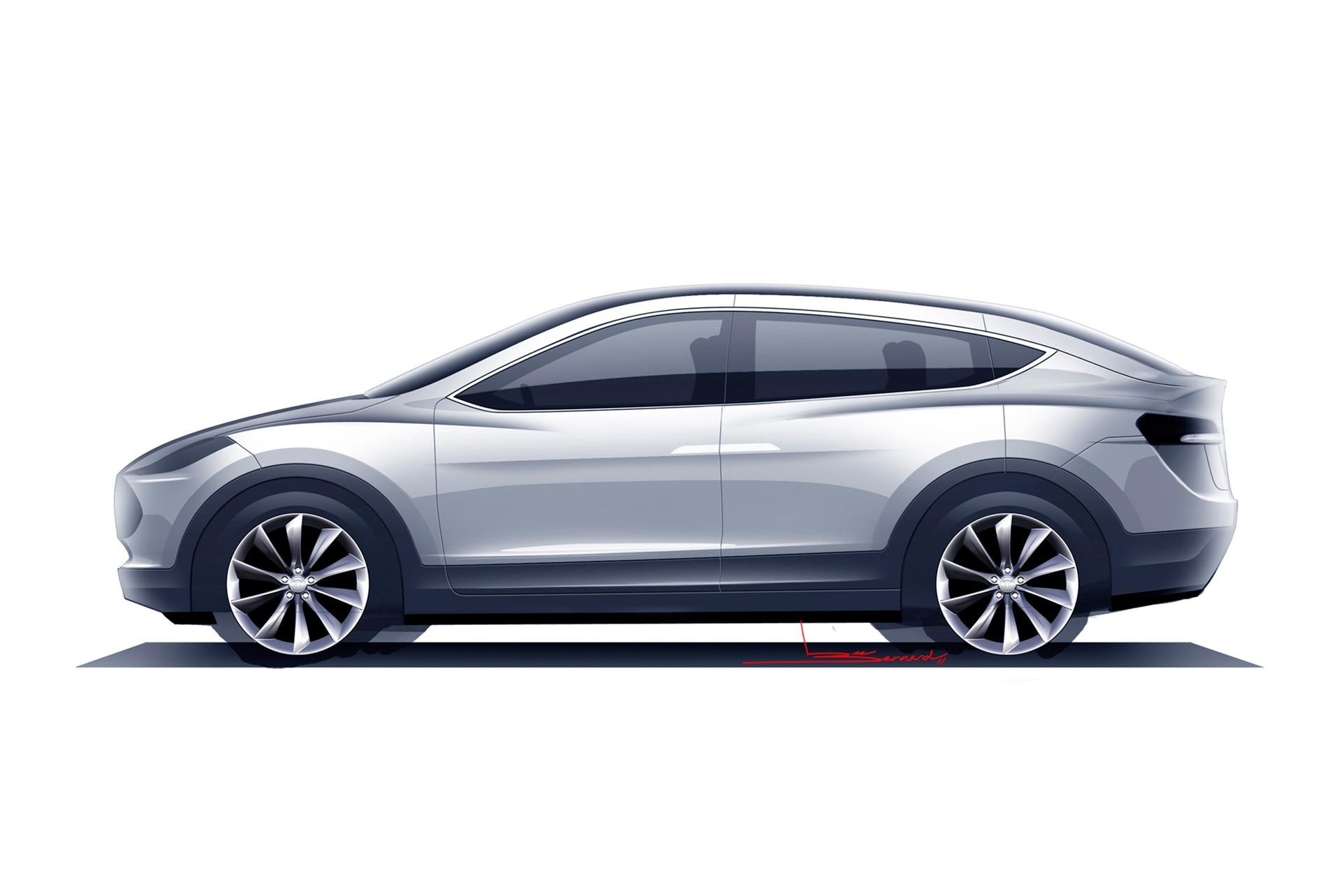 Foto de Tesla Model X (8/15)