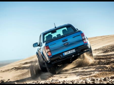 Ford Ranger Raptor Pickup Precio Mexico 8